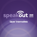 Speakout Upper intermediate 2nd edition