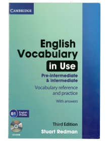 cambridge English Vocabulary in Use (Pre- intermediate&Intermediate)
